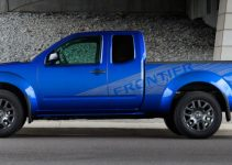 2022 Nissan Frontier King Cab Redesign