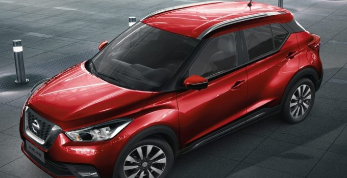 2022 Nissan Kicks Specification Change