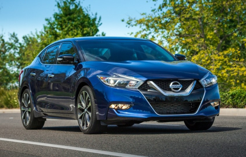 2022 Nissan Maxima Release Date