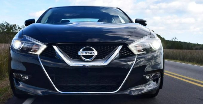 2022 Nissan Maxima Specification