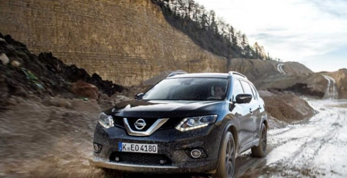2022 Nissan X-Trail Redesign