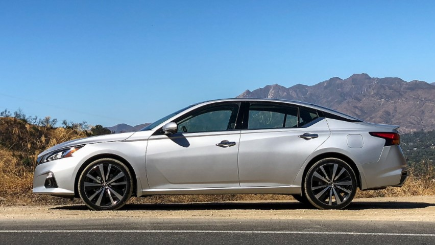 2022 Nissan Altima Specification