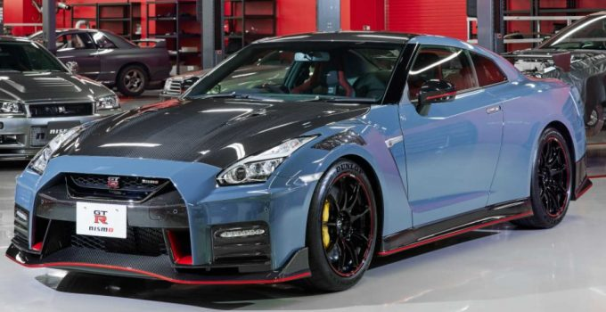 2022 Nissan GT-R Nismo Special Edition Release Date