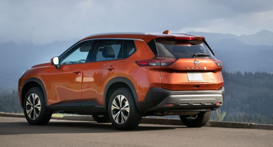 2022 Nissan Rogue Specification