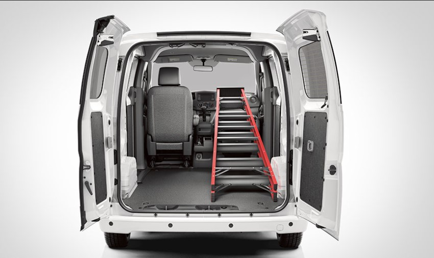2022 Nissan NV200 Compact Cargo Redesign