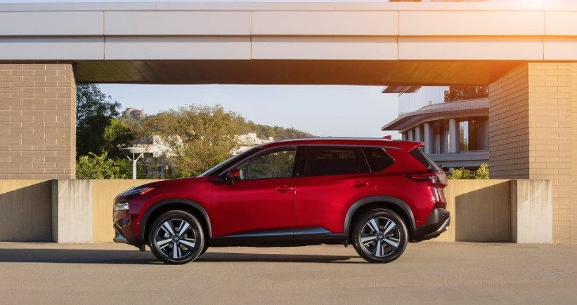 2022 Nissan Rogue Release Date